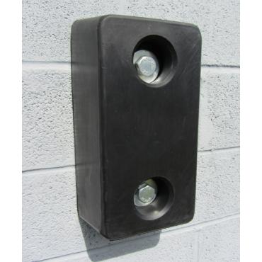 Rubber Buffer 450x250x100mm for loading dock