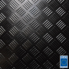 5mm Checker rubber matting 1400mm
