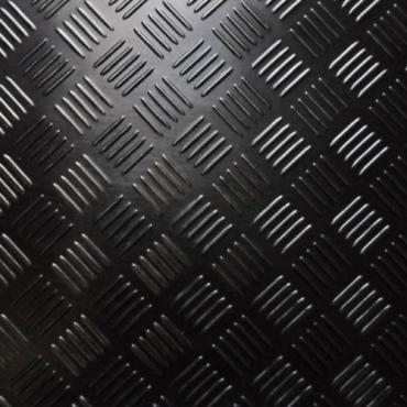 3mm Checker rubber matting 1400mm