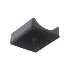30x30mm Endeprop firkantet