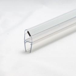 Showerprofile 45° N/S magnetic door