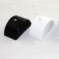 PVC1417 White End Cap