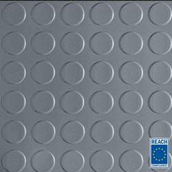 3mm Grey Coin Rubber Matting 1200mm