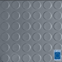 3mm Grey Coin Rubber Matting 1200mm