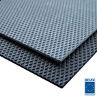 3mm Grey Z-Diamant Rubber Matting 1200mm