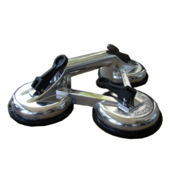 Glass lifter triple model in metal 80kg