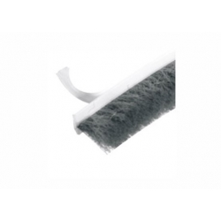 Pile Brush Strip XL - Grey