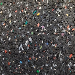 Recycled Rubber Granular Sheeting 4mm