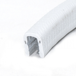 Edge Trim Grey 3-5mm PVC