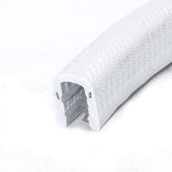 Edge Trim Grey 3-5mm PVC