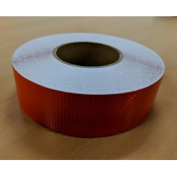 Reflective Tape Red 50mm