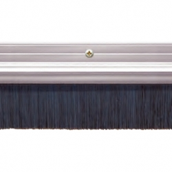 Brush Strip 161/150mm 3M - Aluminium