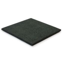 Rubber Tiles Green 20mm 500x500mm