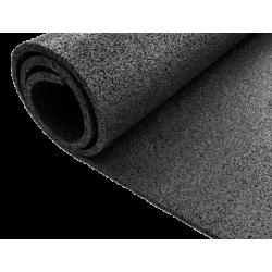 Gummigranulat plade 4mm
