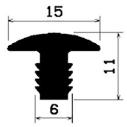 T-Profile 5mm
