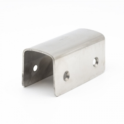 Universal connector 7173 Stainless steel