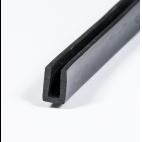 U-Profile 3mm Rubber