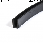 U-Profile 4mm Rubber