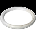 Rubber Ring to Cover White