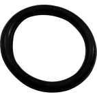 Rubber Ring to Cover Black
