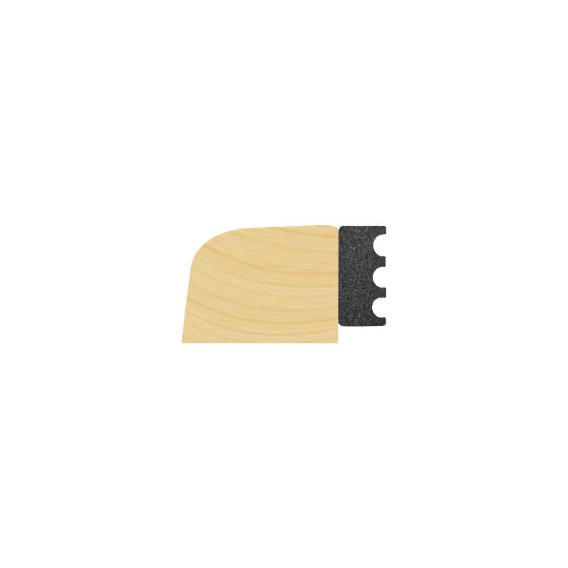 Crown stripper pad